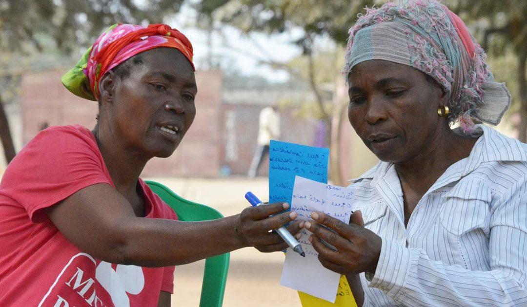 Promoção da advocacia de políticas públicas inclusivas em Angola